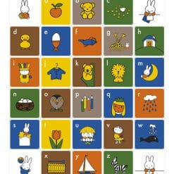 Miffy ABC Wall Art