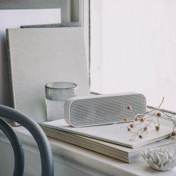Agroove white edition wireless speaker