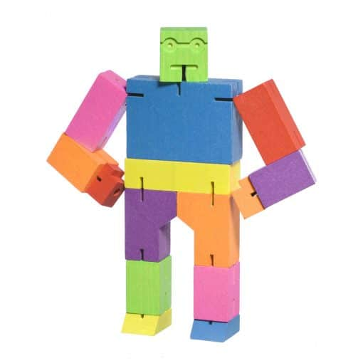 Cubebot Medium Robot Toy